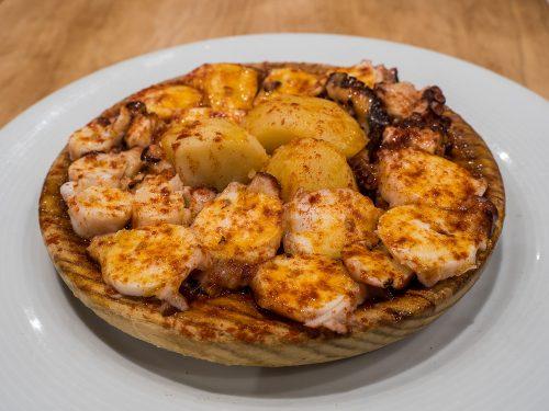 Cocina Gallega En Madrid | El Mejor Pulpo De Madrid